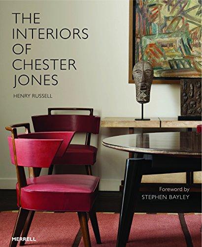 The Interiors of Chester Jones por Henry Russell