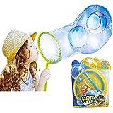 Giant Bubble Fun Amazing Kit Magic Enormous Huge Bubbles Gift Outdoor Garden Toy