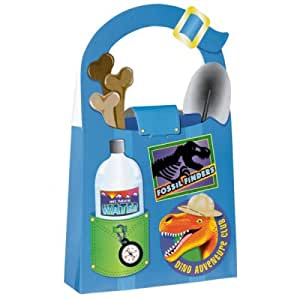 """""""Dinosaur Party Favour Boxes, pack of 6"""""""