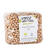 Forest Whole Foods Organic Chickpeas (25kg)