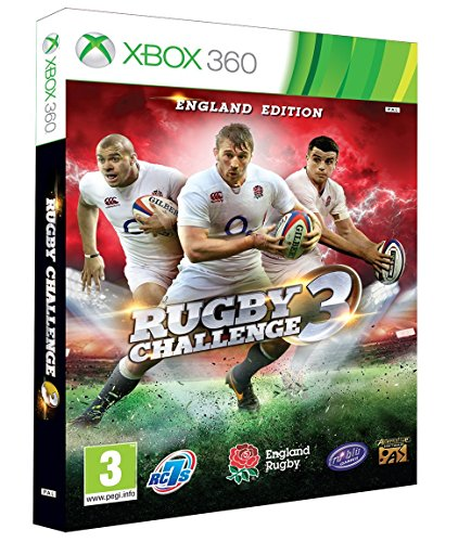 Rugby Challenge 3 (Xbox 360) UK IMPORT