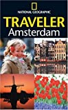 Front cover for the book Amsterdam by National Geographic
