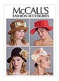 McCall 's Patterns m7766Schnittmuster Hüte, alle Größen, Multi