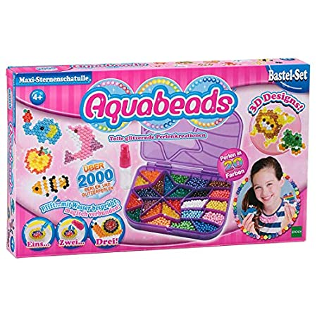 Aquabeads – 79448 – Maxi-Sternenschatulle