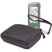 DURAGADGET Funda Rígida Negra Con Cuerda De Quita Y Pon Para Navegador GPS Garmin Edge 1000