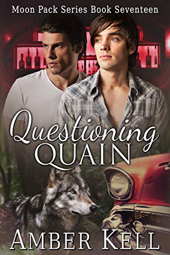 Questioning Quain (Moon Pack Book 17) (English Edition)