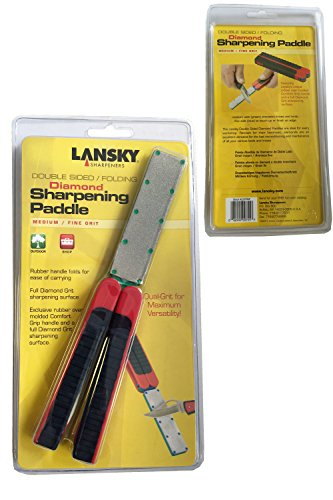 Folding Diamond Paddle X-Coarse Lansky Folding Rod