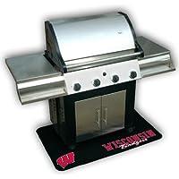 Herr Bar B Q 15028WISGD Wisconsin Badgers Grill Mat