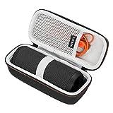 LTGEM EVA Housse Case Pour JBL Flip 3 or JBL Flip 4 Haut-parleur Speaker