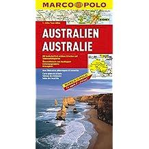 Carte Marco Polo : Australien / Australie