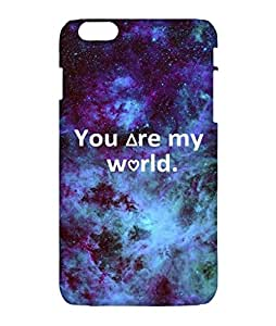 Crackndeal Back Cover for Apple Iphone 6 Plus/Apple Iphone 6S Plus