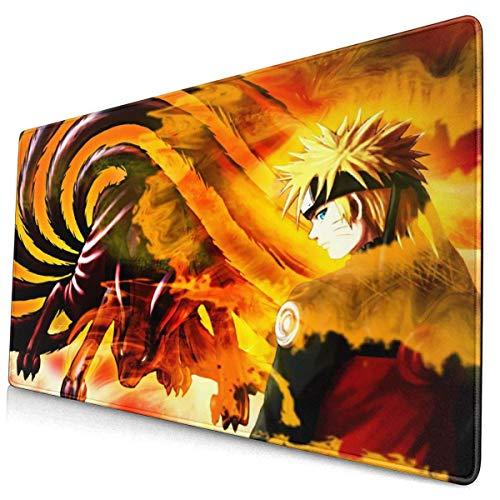 Uzumaki Naruto - Alfombrilla ratón grande ordenador