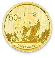 24k 50 YUAN Panda Coin