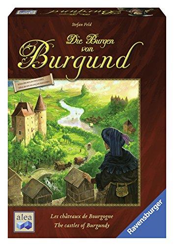 Ravensburger 26914 Alea - Juego de Mesa Los Castillos de Borgoña