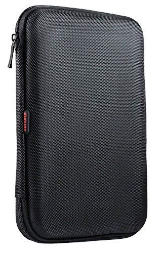 Preisvergleich Produktbild Navitech Black Hard Protective Eva Case Cover Compatible with The TECLAST M89 Tablet PC 7.9 inch / TECLAST P80 Pro Tablet