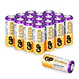 GP Extra Alkaline Batterien Lady (N / LR1) Spannung 1,5 Volt (1,5V) ideal für die Stromversorgung von Geräten des täglichen Bedarfs (Pack mit 16 Stück)