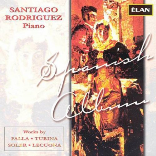 Spanish Pieces 4 For Piano G37- No. 1 Aragonesa