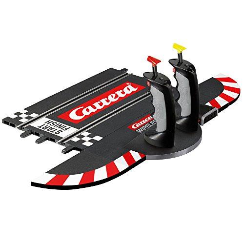 Carrera - 20010115 - Accessoire pour Radio Commandes - Kit Base +2 Manettes 2,4ghz sans Fil pour Evolution