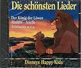 Die schönsten Lieder aus: König der Löwen / Aladdin / Arielle / Aristocats