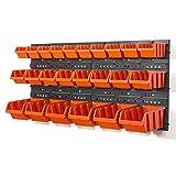 Prosper Plast ntbnp240x 16,5x 40cm Orderline Werkzeug Board–Mehrfarbig
