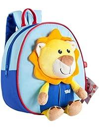 Preisvergleich für GWELL Süß 3D Tier Babyrucksack Kindergartenrucksack Backpack Schultasche Kleinkind Kinder Mädchen Jungen