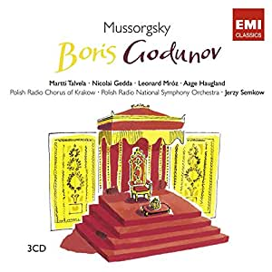 Boris Godunow (Ltd)
