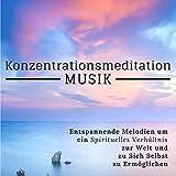 Konzentrationsmeditation Musik: Entspannende Melodien um ein Spirituelles Verhältnis zur Welt und zu Sich Selbst zu Ermöglichen
