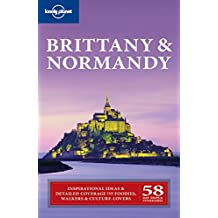 Lonely Planet Brittany & Normandy (Travel Guide)
