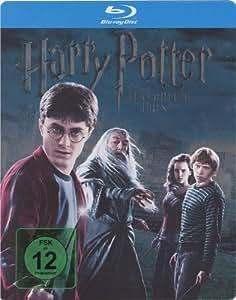 Harry Potter und der Halbblutprinz (Steelbook) [Blu-ray]