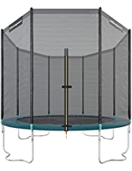 Ultrasport trampoline de jardin Jumper avec filet de sécurité