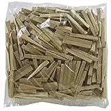 HaWe 550.03 Fliesenkeile 250 Stück aus Holz