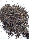 SUPERWURM TerraVerm Wurmhumus - 40 Liter - Gartenerde, Wurmhumus, 100% natürlicher Dünger, Pflanzendünger, Organischer NP-Dünger