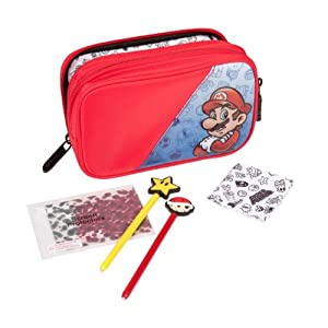 Nintendo 3DS – Super Mario Starter Kit (DS lite/DSi/3DS)