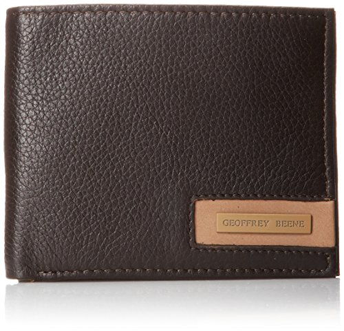 geoffrey-beene-mens-double-billfold-in-milled-leather-with-plaque-logo-brown-porcelain-one-size