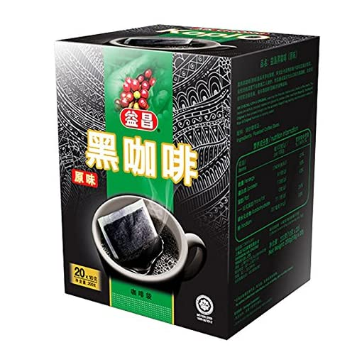 Aik Cheong Coffee Mixture Bag Kopi O 200g. (10g. x 20 Sachets)