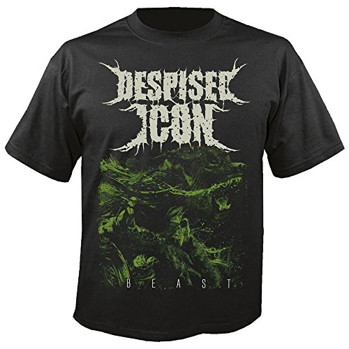Icon Shirt Despised (DESPISED ICON - Beast - T-Shirt - Größe Size XXXXXL 5XL)