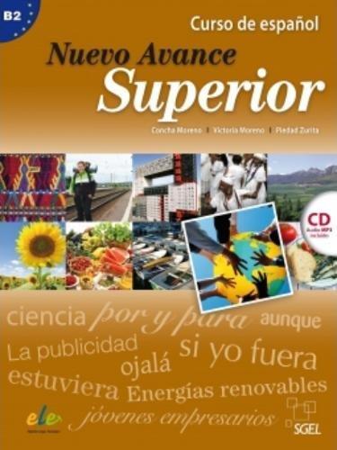Nuevo Avance superior alumno + CD