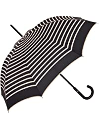 "Jean Paul Gaultier Paraguas de diseño ""Marius"", negro"