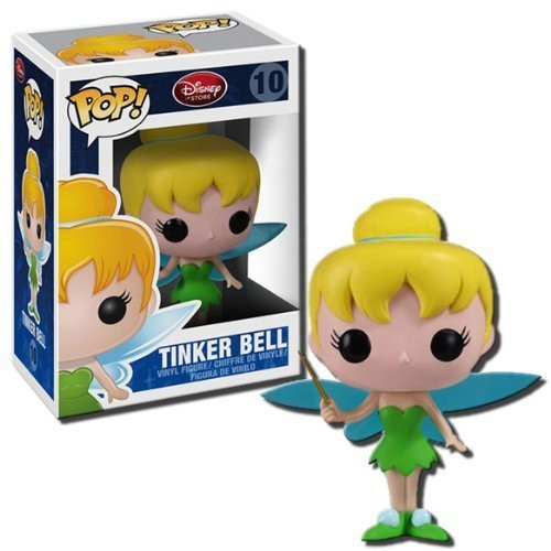 Funko - POP! Sticker Disney Collection - Figure Tinker Bell (2351)