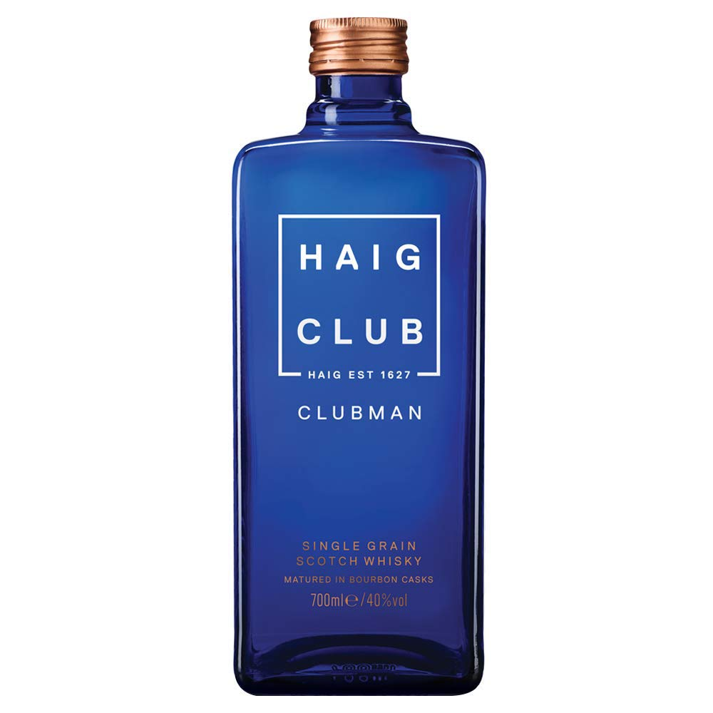 Haig Club Clubman Single Grain Scotch Whisky, 70cl