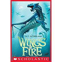 Wings of Fire Book Two: The Lost Heir