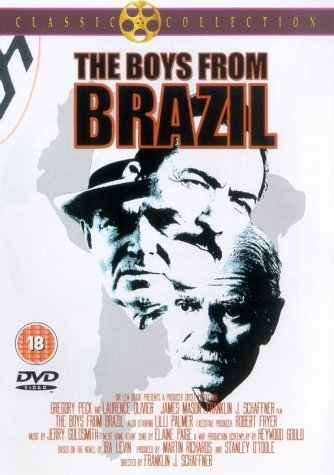 The Boys From Brazil [DVD] by Gregory Peck