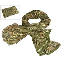 OneTigris Schal aus Netzstoff, 178 x 89 cm