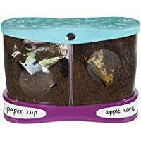 Educational Insights Nancy B's Science Club Garbage to Gardens Compost Kit & Decomposition Science Kit
