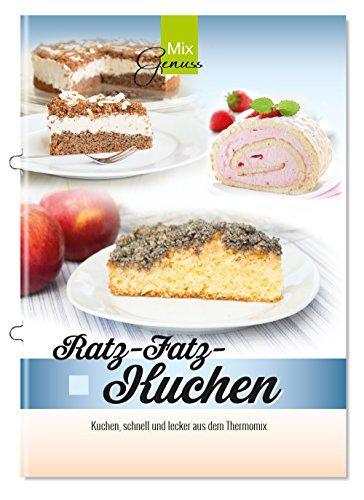 Image of Ratz-Fatz-Kuchen: Kuchen, schnell und lecker aus dem Thermomix