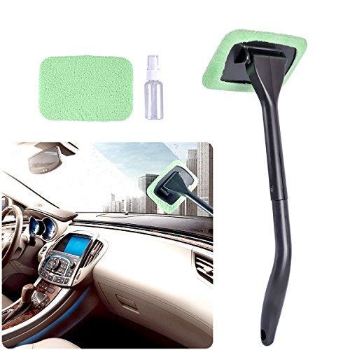AutoEC-parabrezza-Cleaner-Tool-parabrezza-tergicristallo-come-con-2-cuscinetti-rondella-asciugamano-e-30-ml-flacone-spray-per-uso-in-interni-auto-esterno-Windows-asciutto-o-bagnato