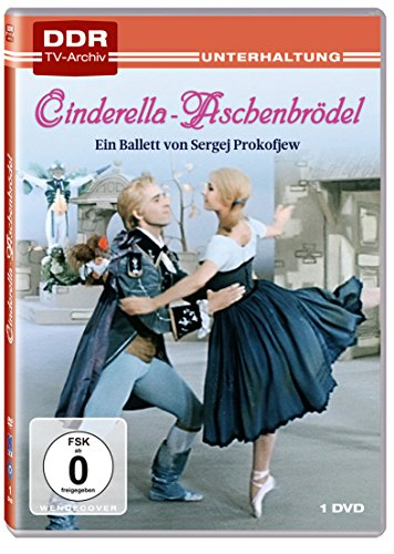 Kostüm Schwarz Weiß Figur Tv Und - Cinderella - Aschenbrödel (DDR TV-Archiv)