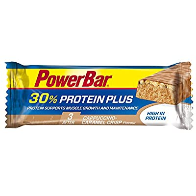 Powerbar Protein 55g Pack of 15 by Power Bar