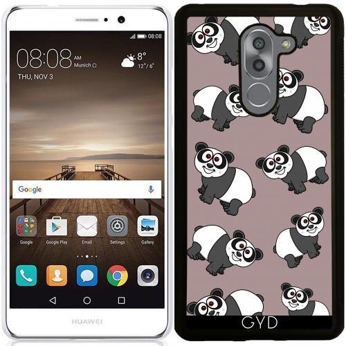 custodia-in-silicone-per-huawei-mate-9-lite-un-panda-sorridente-by-zorg