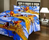 The Home Story Lion King Single Bed Ac B...